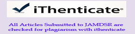 Journal of Advanced Medical and Dental Sciences Research